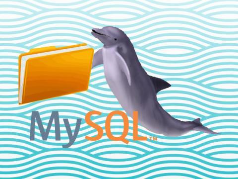 MySQL File Output